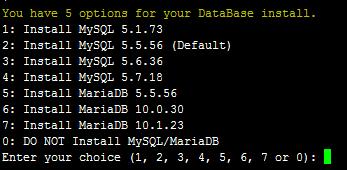 新手如何使用VPS搭建网站(二)