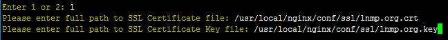 LNMP使用教程:添加、删除虚拟主机及伪静态