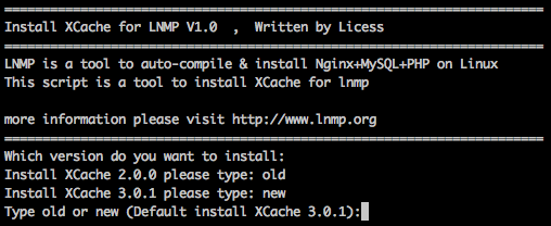 lnmp-xcache-install.png